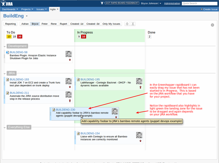 how to use jira for project management