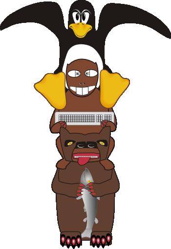 LinuxFest Logo