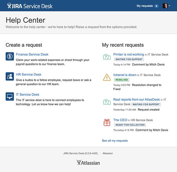 Introducing Jira Service Desk 2 0 Atlassian Blogs
