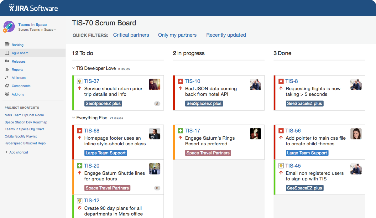 Introducing JIRA Software The 1 Software Development