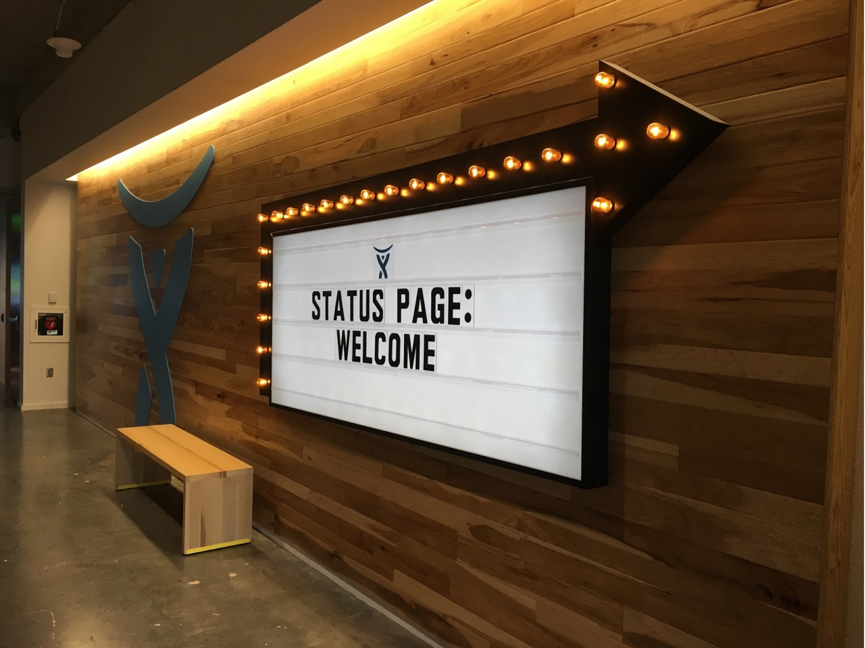 Austin office welcomes StatusPage