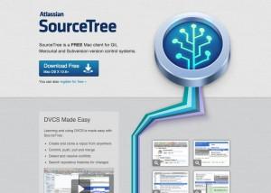 New Sourcetree Website
