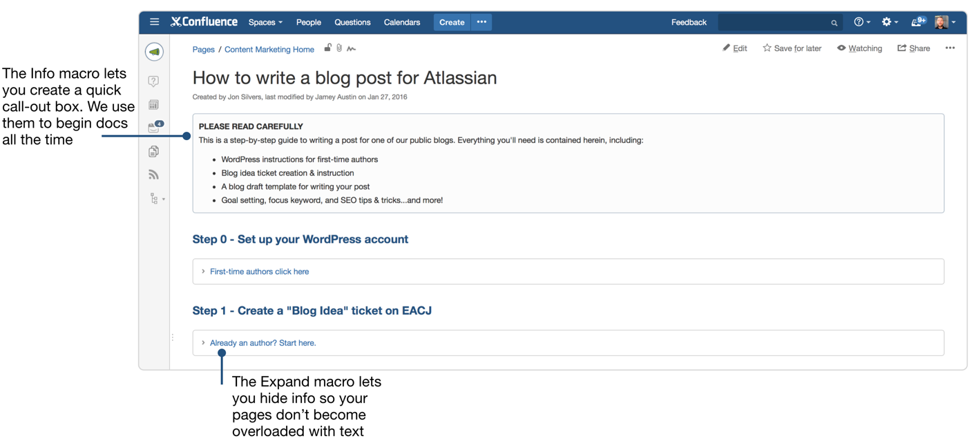 How to write blogs