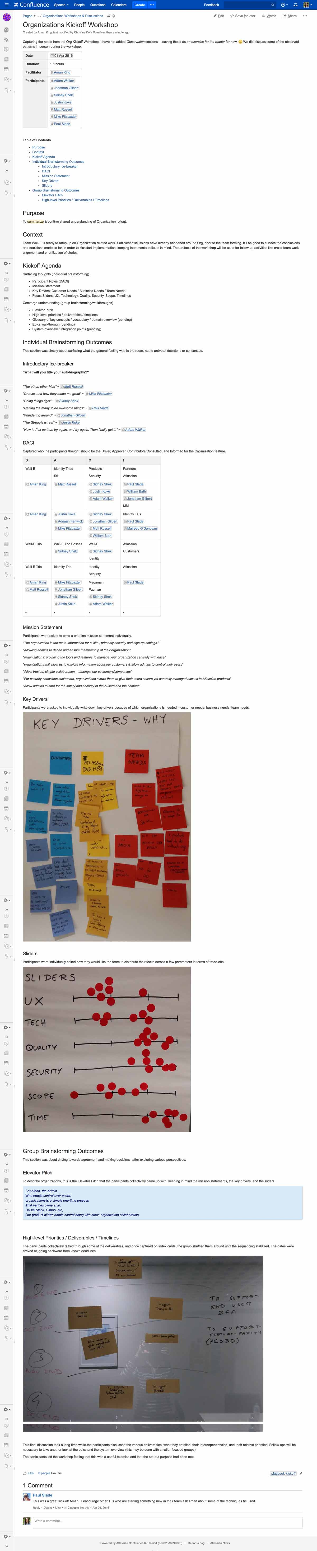 Project Kickoff Meetings: Steps and Example Agenda