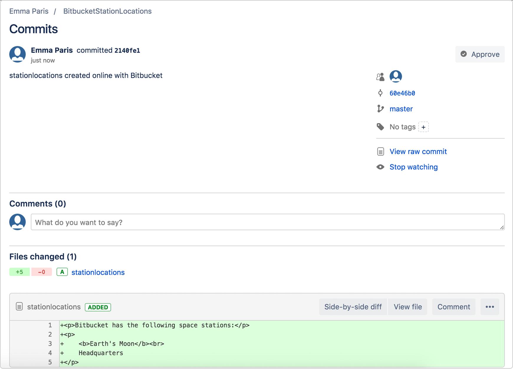 learn git with bitbucket cloud | atlassian git tutorial