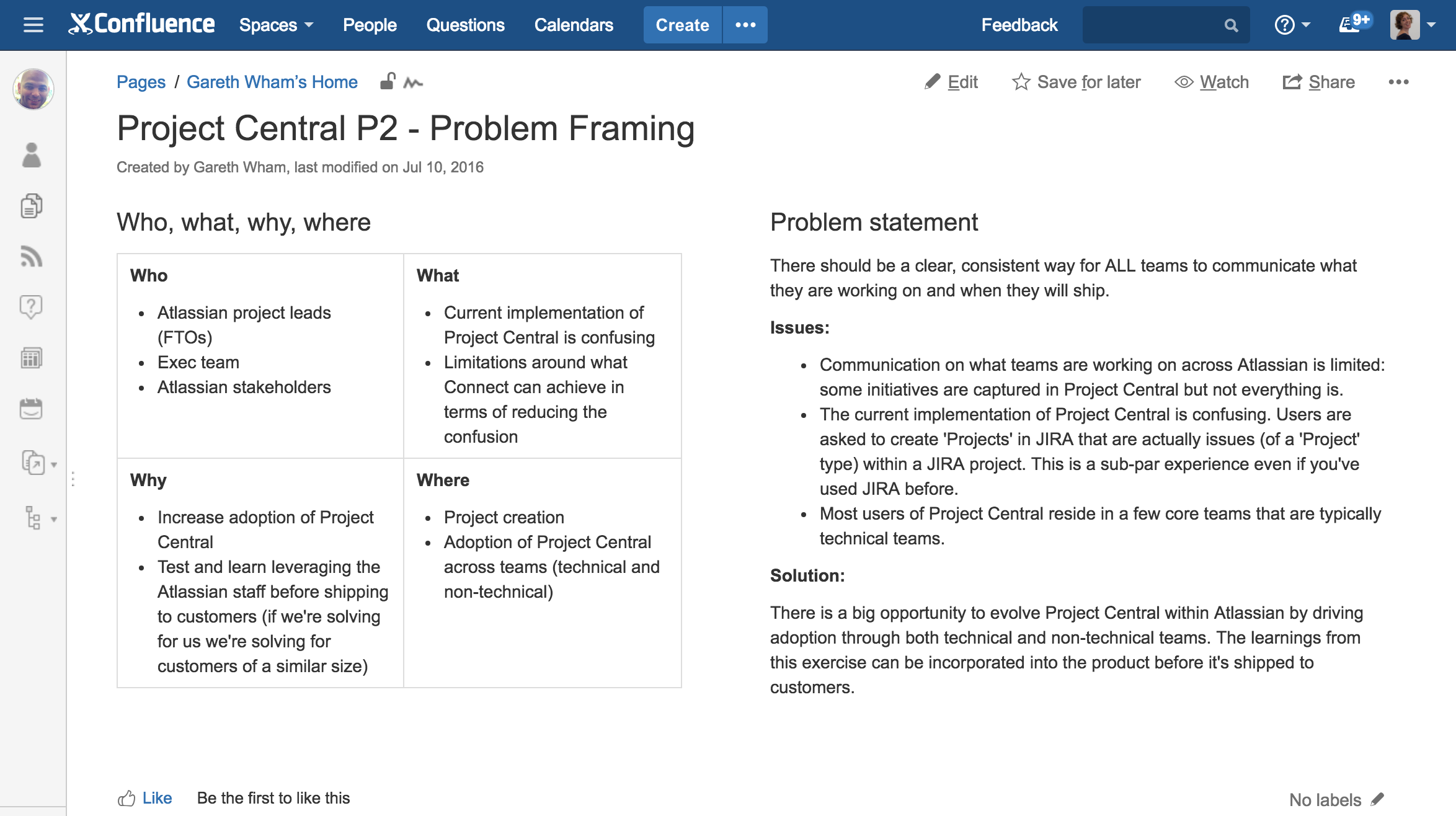 Problem Statements: How to Use the Problem Framing Method